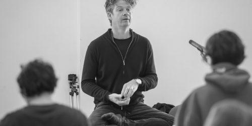 Martin teaching